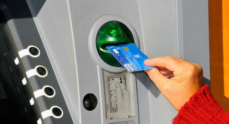 How Many Numbers Are on a Debit Card?