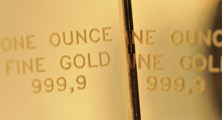 How Many Ounces of Gold Are in a Karat?