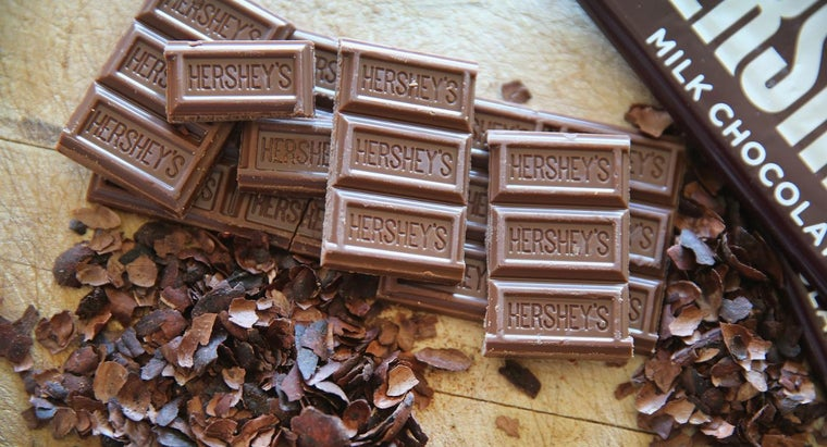 How Many Ounces Are in a Hershey Bar?