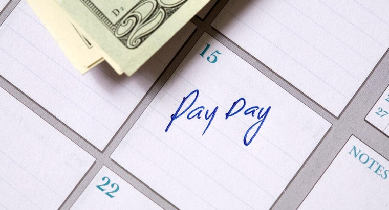 how many paid periods are there when an employee is paid semi