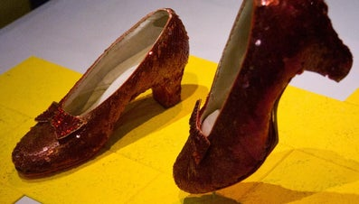 How Many Pairs of Dorothy's Ruby Red Slippers Exist?