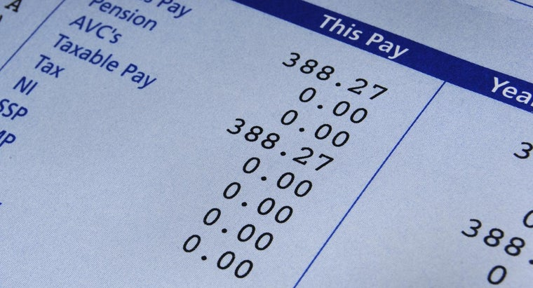 How Many Paychecks Do You Get Per Year If You're Paid Biweekly?