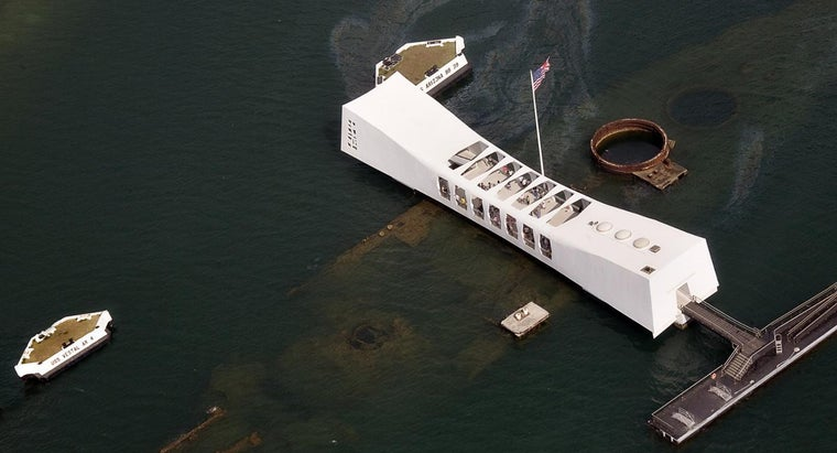 How Many People Died in Pearl Harbor?