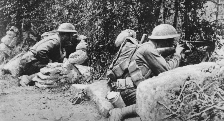 How Many People Died in World War I?