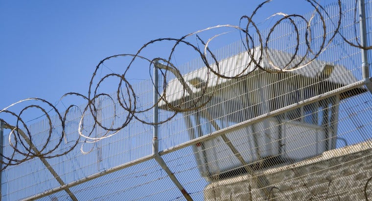 How Many People Are Incarcerated Per Year on Average?