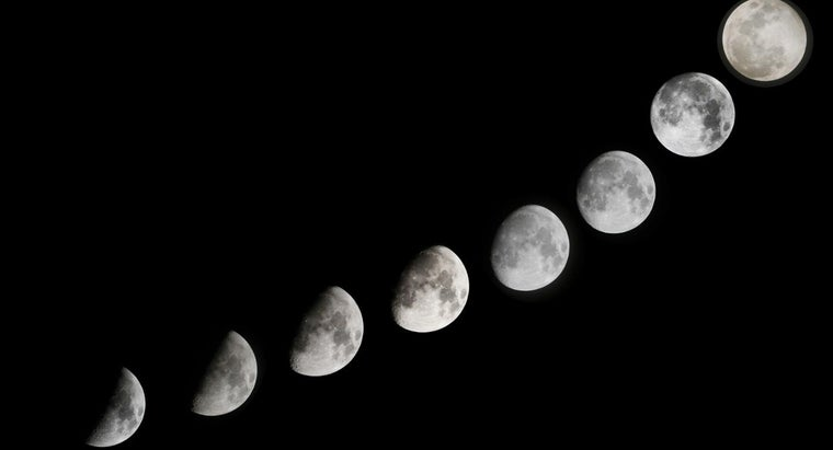 How Many Phases Does the Moon Have?