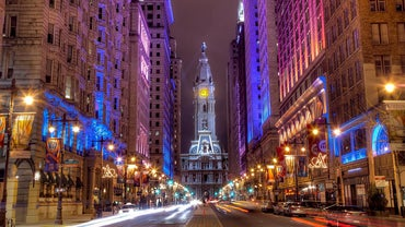 How Many Philadelphia City Blocks Are in a Mile?