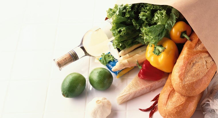 How Many Pounds of Food Does the Average Adult Eat in a Day?
