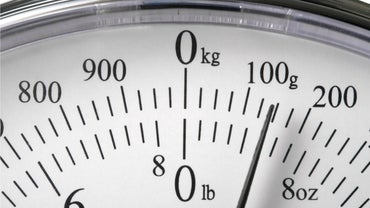 How Many Pounds Are in a Kilo?