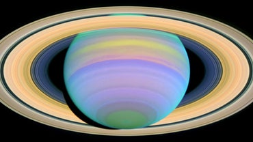 How Many Rings Are There Around Saturn?