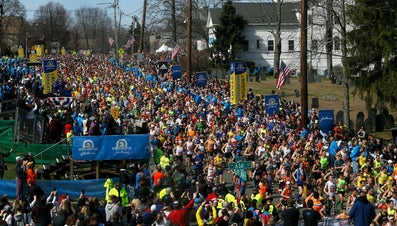 How Many Runners Were in the First Boston Marathon?