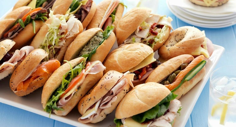 How Many Sandwiches Do Americans Eat Every Day?