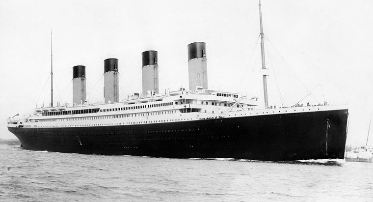 How Many Second-Class Cabins Did the Titanic Have?