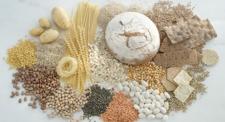 How Many Servings of Grain Should You Eat Every Day?
