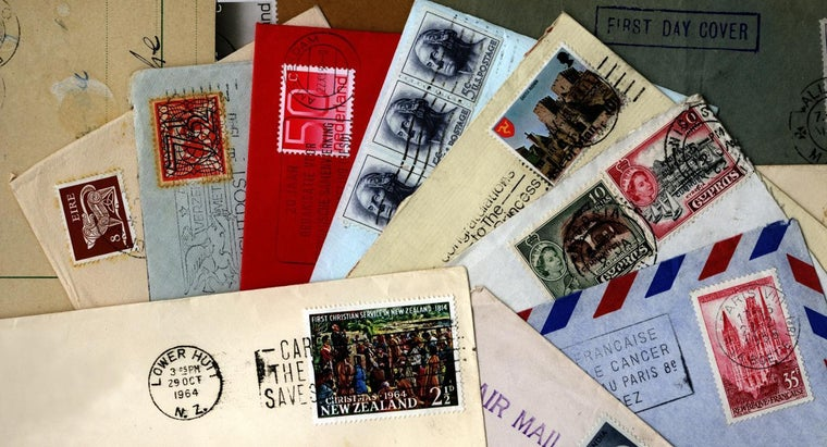 How Many Sheets of Paper Does One Stamp Mail?