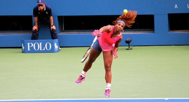 How Many Siblings Does Serena Williams Have?