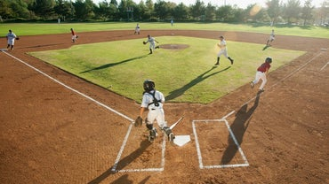 How Many Square Feet Does a Standard Baseball Field Measure?