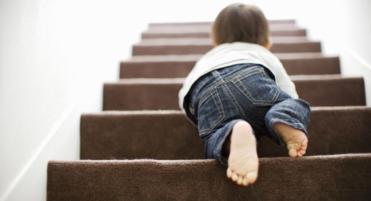 How Many Steps Are There in a Flight of Stairs?