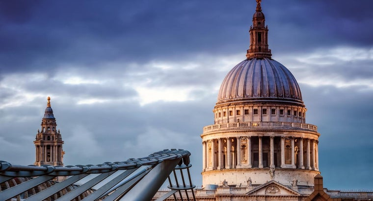 How Many Steps Is It to the Top of St. Paul's Cathedral?