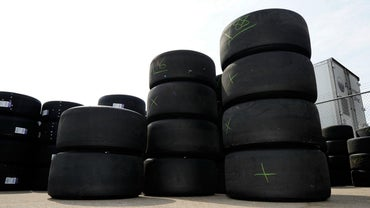How Many Tires Are Used in a NASCAR Race?