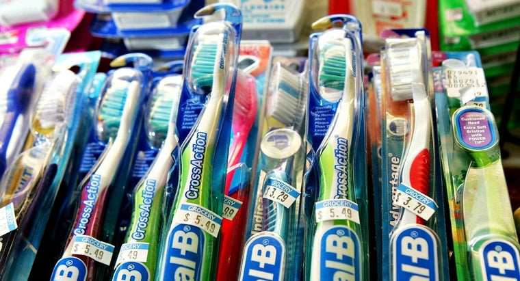 How Many Toothbrushes Are Sold Each Year?