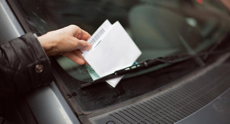 How Many Traffic Tickets Do You Need Before You Lose Your License?