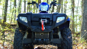 How Many Volts Is an ATV Battery?