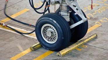How Many Wheels Does a 747 Airplane Have?
