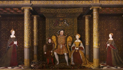 How Many Wives Did Henry VIII Have?