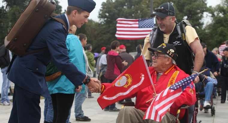 How Many WWII Veterans Are Left?