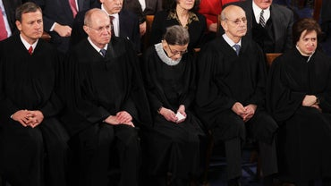 How Many Years Does a Supreme Court Justice Serve ?