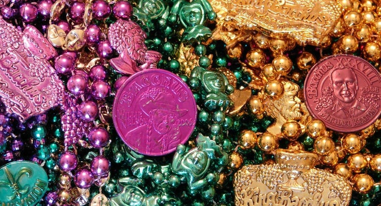 What Is a Mardi Gras Doubloon?