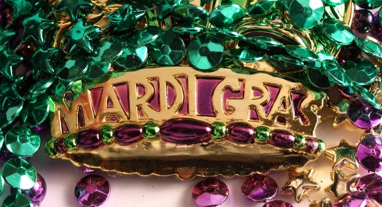 """What Does """"Mardi Gras"""" Mean?"""