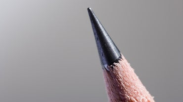 From What Material Is the Lead Inside a Pencil Made?