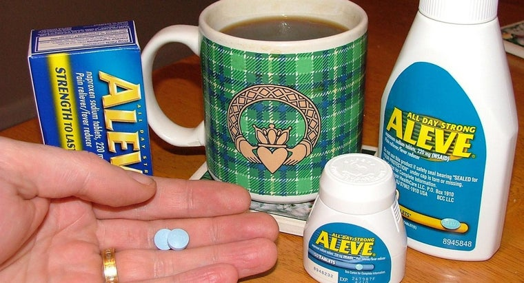 What Is the Maximum Dose of Aleve?