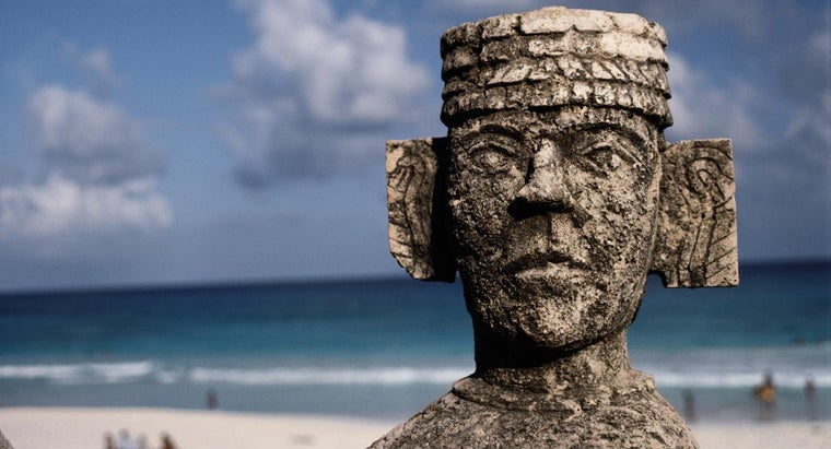 Where Was the Mayan Civilization Located?