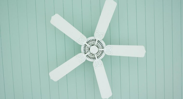 What Does It Mean If the Ceiling Fan Will Not Turn?