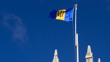 What Is the Meaning Behind the Barbados Flag?