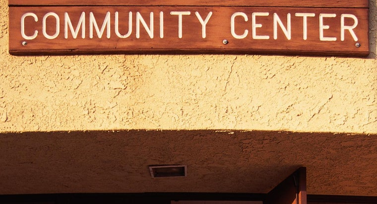 What Is the Meaning of Community Resources?