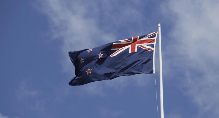 What Is the Meaning of the New Zealand Flag?