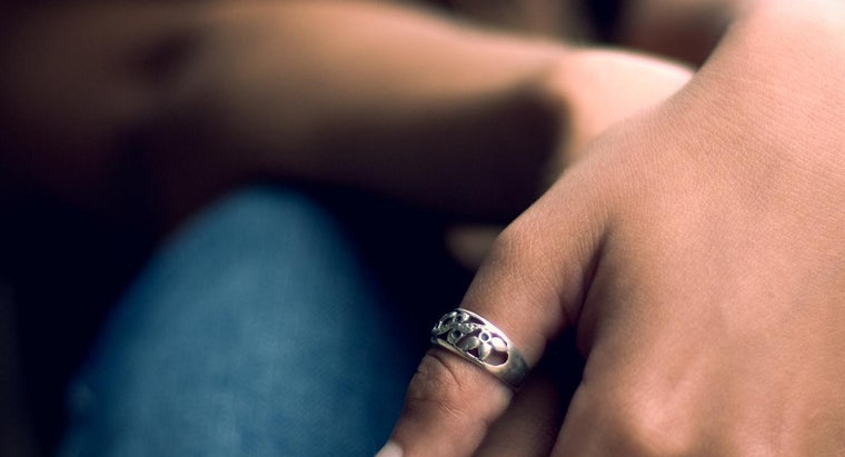 What Is the Meaning of a Thumb Ring?
