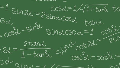 """What Are the Meanings of """"sin"""", """"cos"""", """"tan"""", """"csc"""", """"sec"""" and """"cot""""?"""
