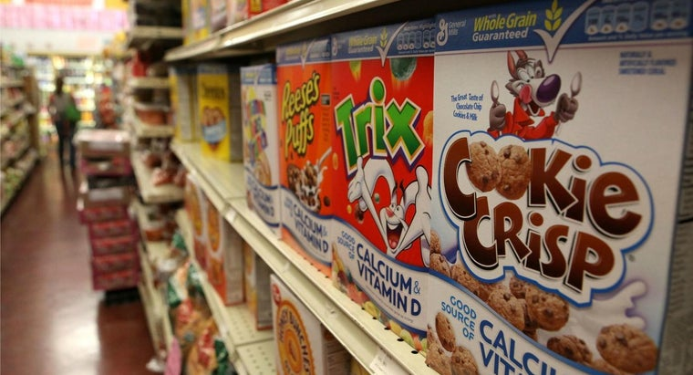 What Are the Measurements of a Cereal Box?
