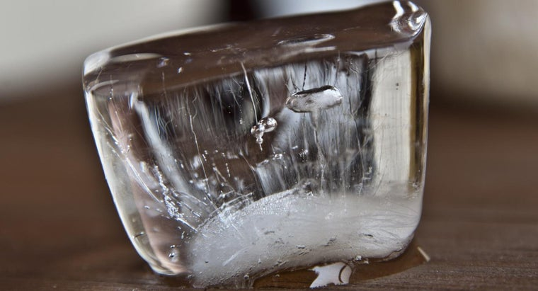 Is the Melting of Ice a Physical Change?