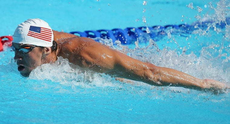 What Is Michael Phelps Training Schedule Reference