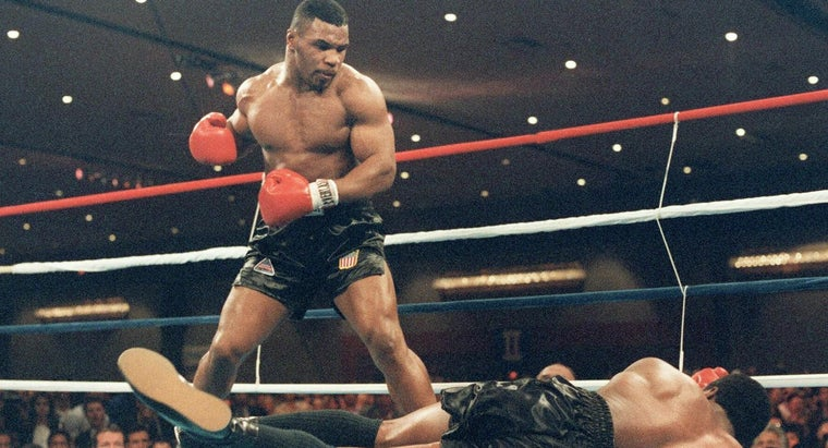 What Is Mike Tyson's Fastest Knockout?