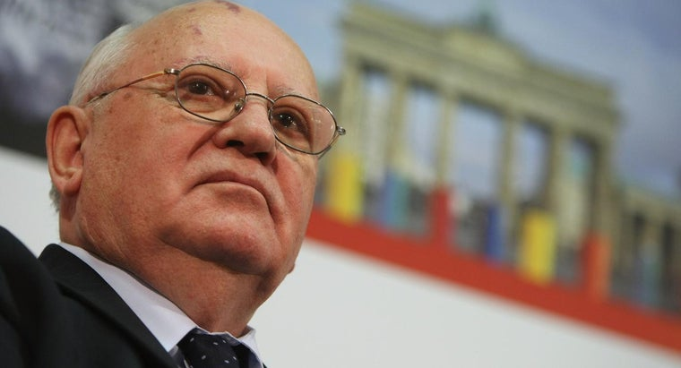 What Is Mikhail Gorbachev Famous For?