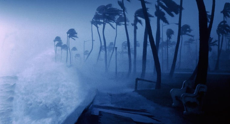 What Is the Minimum Speed of Hurricane Winds?
