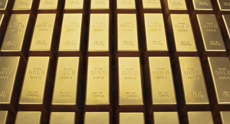 What Is the Molar Mass of Gold?