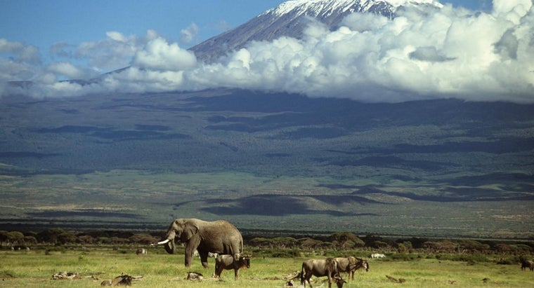 How Was Mount Kilimanjaro Formed?